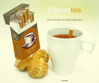 creative tea bags