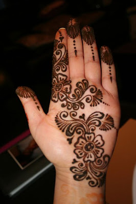 mehndi tattoos