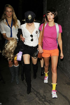 Celebrity halloween costumes 2009