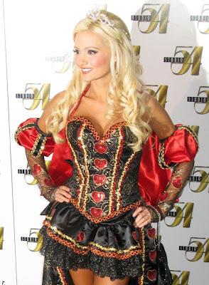 Celebrity halloween costumes 2009