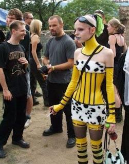 strange clothing