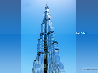 Burj Dubai Tower wallpapers