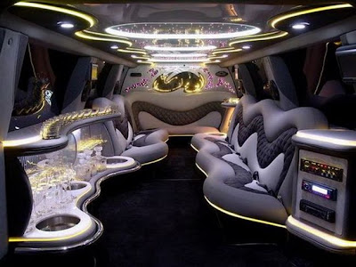 limo interior