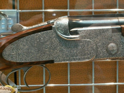 Etched Gun Stocks