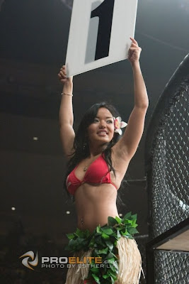 ring girl costume