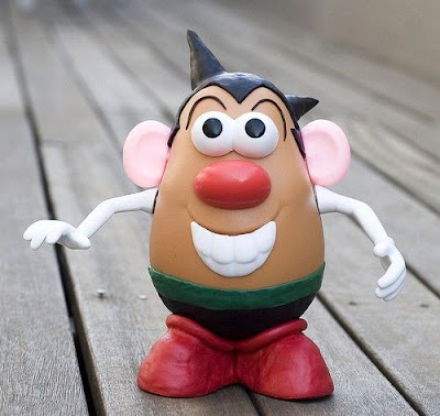 Mr Potatohead
