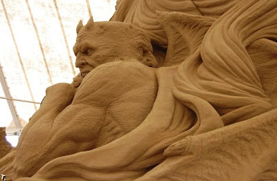 sand sculpture pictures