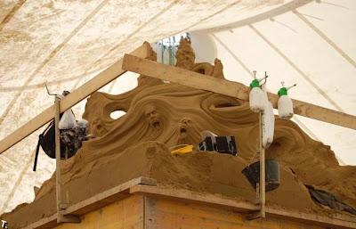 sand sculpture pictures