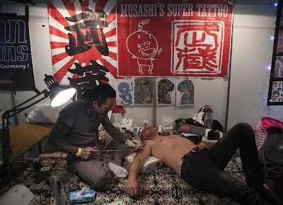 tattoo arts festival