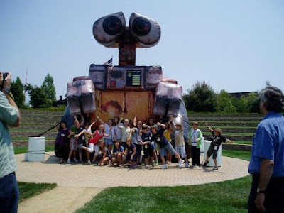 pixar studios offices. Pixar studio tour - 45 Pics