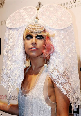 Lady Gaga - one girl, many styles Seen On www.coolpicturegallery.net