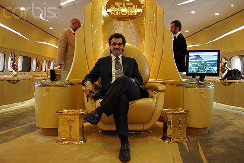 Pangeran Arab Saudi protes tidak masuk 10 orang terkaya di dunia