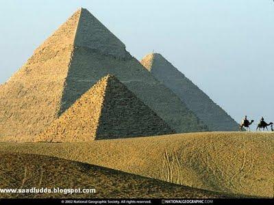 Penasaran Pengen Liat Isi Dalam Piramida?? Ini Dia Fotonya