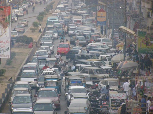 traffic problems in karachi Traffic problem in karachi november 28, 2008 at 2:17 pm (uncategorized) karachi is a city with the population of more than 10 million, with this much population comes greater problems and one of the most frustrating one is traffic jams.