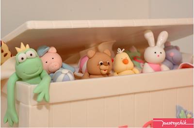 Pastrychik Mia S Toy Box