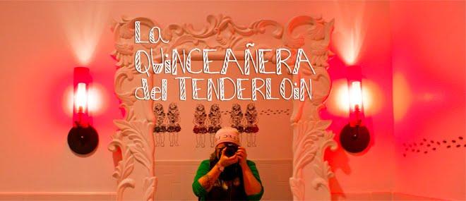 La Quinceañera del Tenderloin
