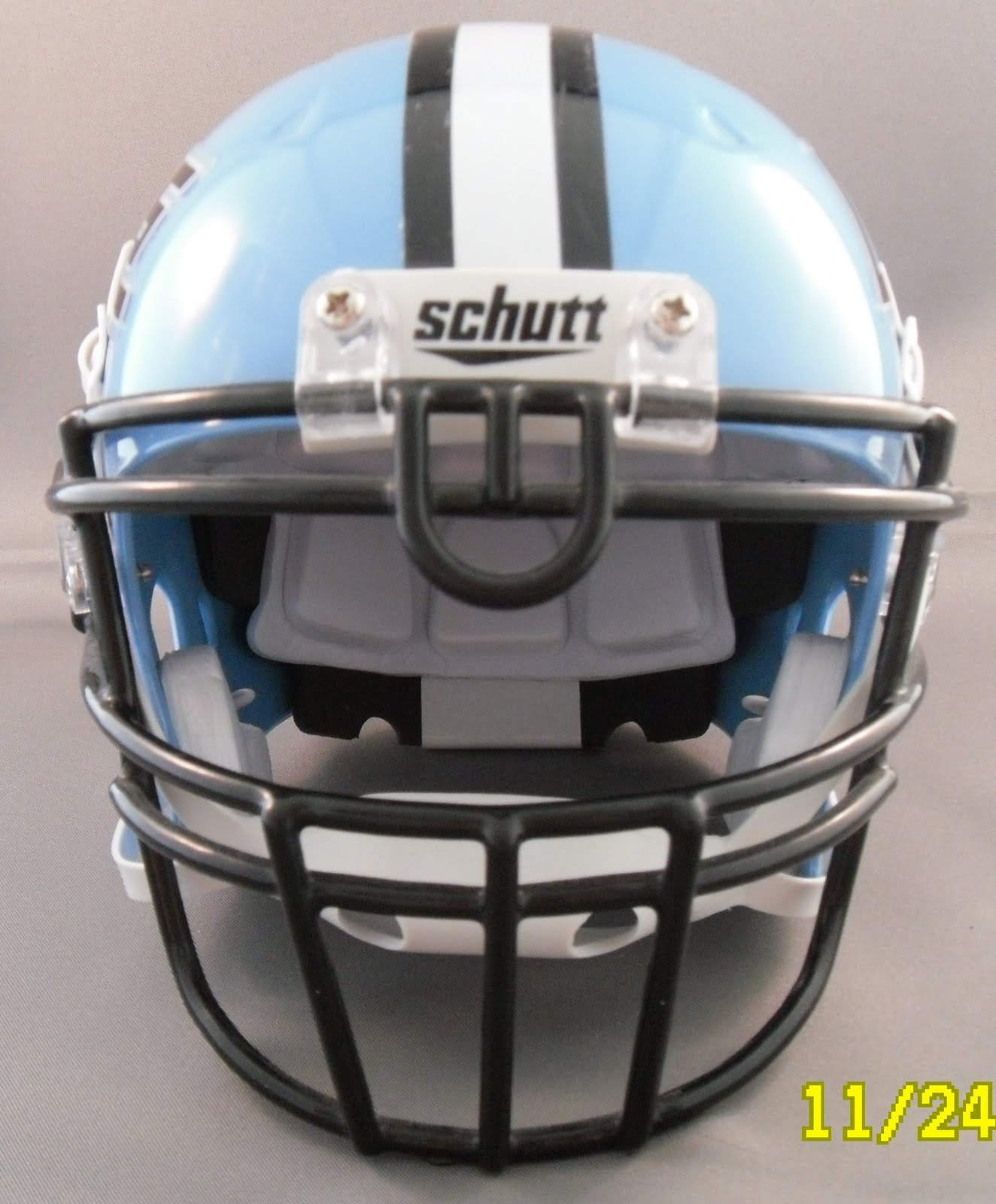 Football Helmet Front View : Arizona high school football helmets voicesinhead
