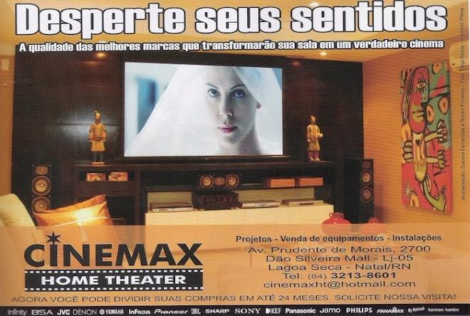 PARCERIA CINEMAX