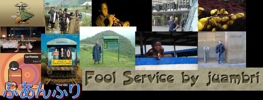 FOOL SERVICE