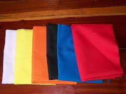 อุปกรณ์การทำผ้าสไบ