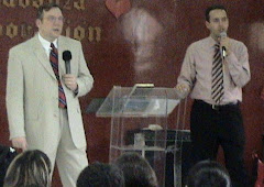 Preaching in Cali Colombia