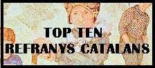Top ten dels refranys catalans