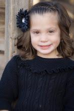Talia Marie 4 years old