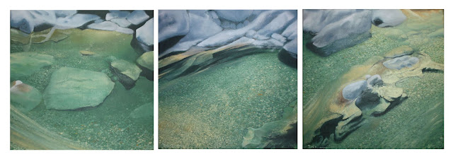 The Bomb (Triptych)  (NFS: prints available)