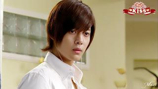 pria tampan korea