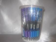 ปากกาควอนตั้มเจลโล่บอล 007 (50ด้าม)