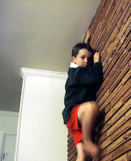 Are your kids climbing the walls?