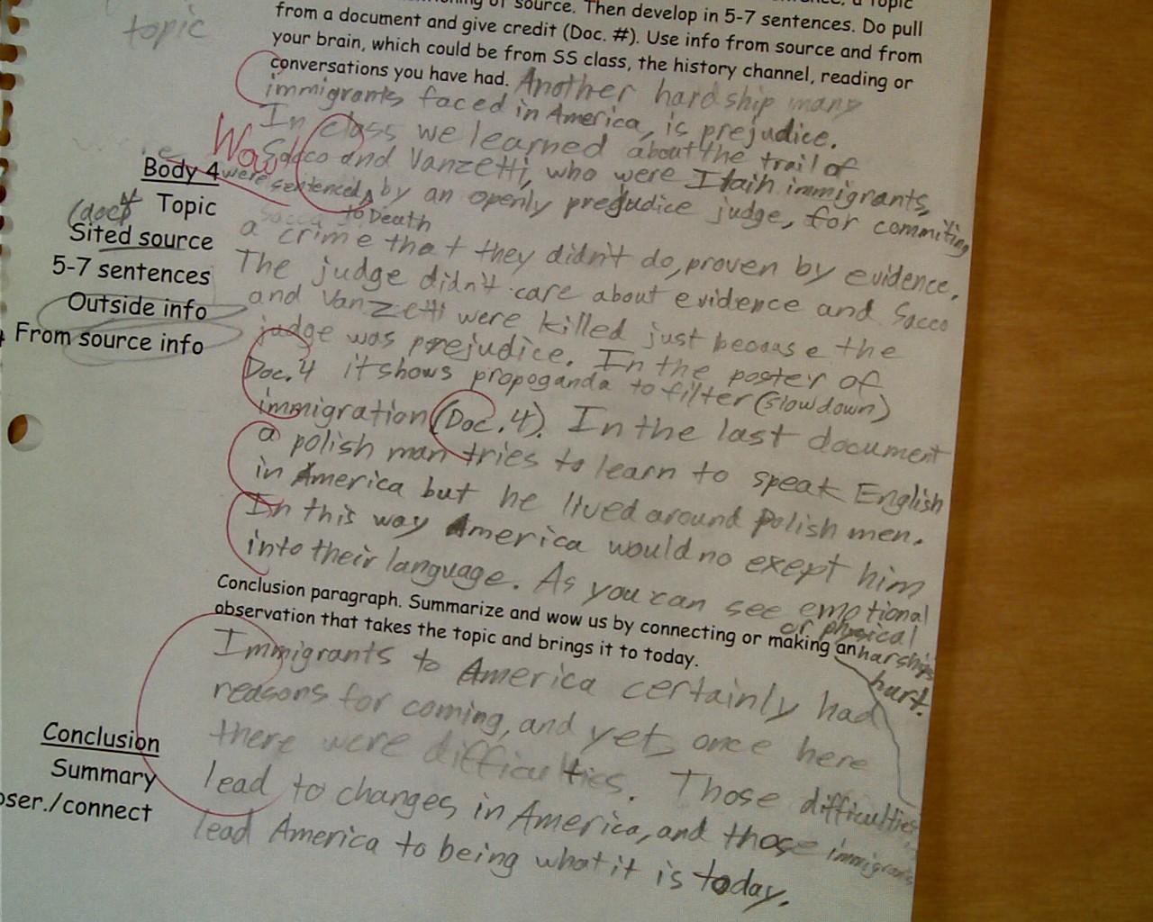 Dissertation project expert report