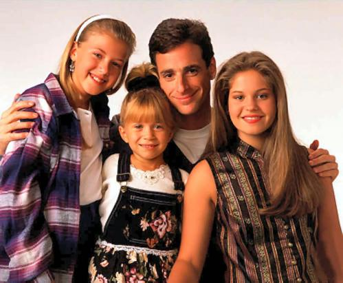 The Full House Media Full House Cast Pictures