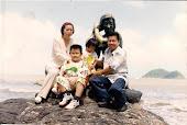 小时候的幸福家庭