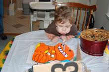 Aunt Christie's Cake