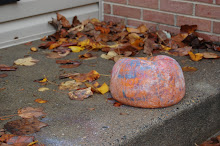 Our Post Mortum Pumpkin