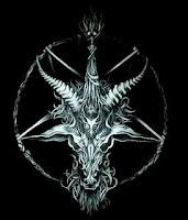 Satanic Goat Symbol