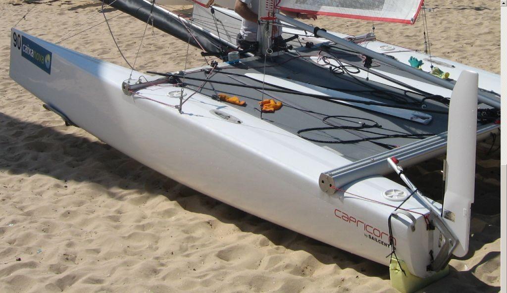 Small Catamaran Plans