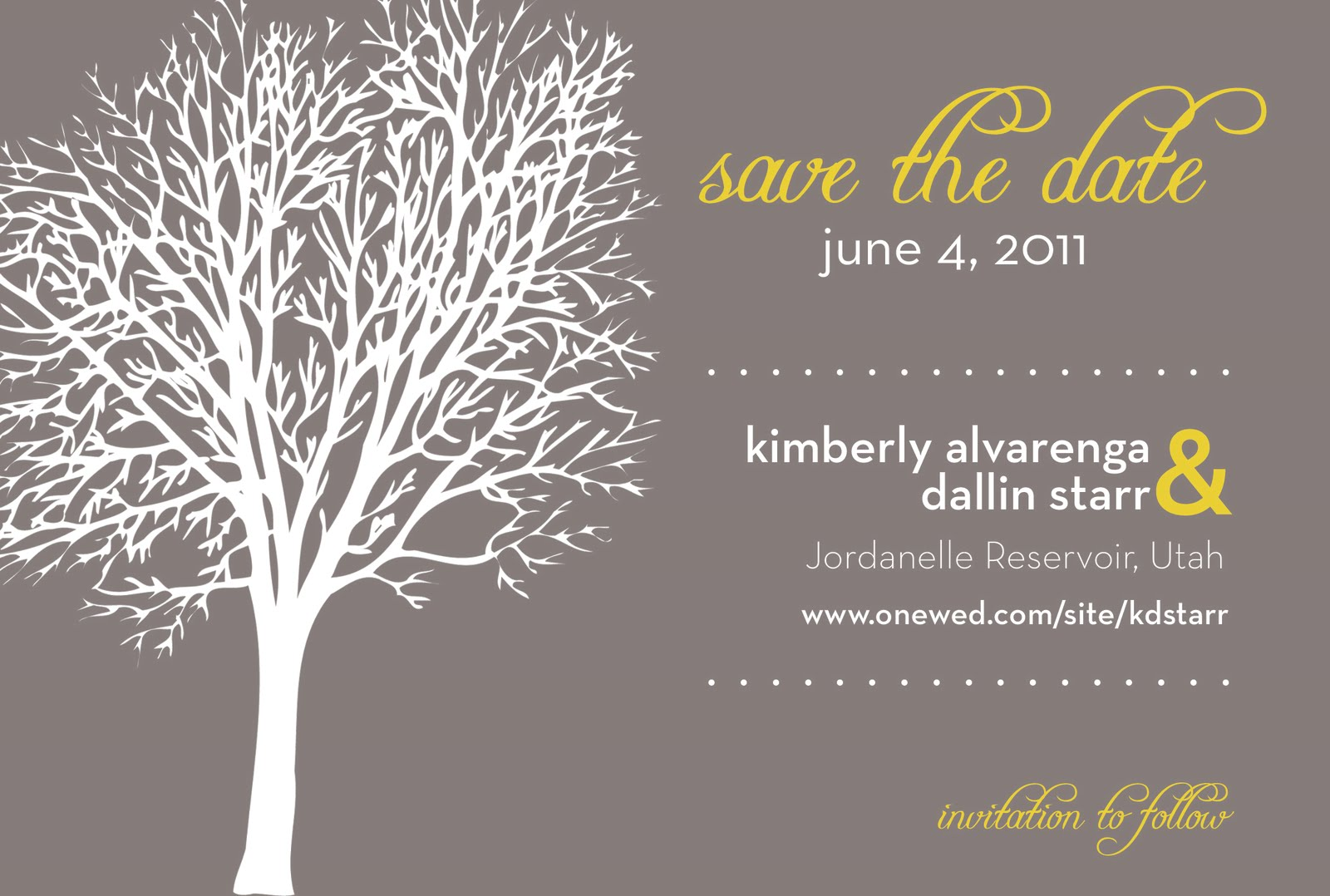 Sample save the date cards for business events arts arts utah events by design tk company accmission Images