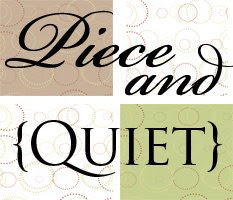 Piece and Quiet