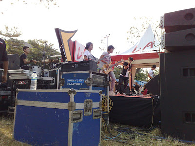 Uviolet Band Finalis Sound Of Indiependence Majalengka