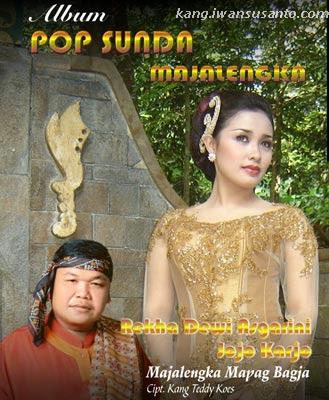 Lirik Majalengka Mapag Bagja