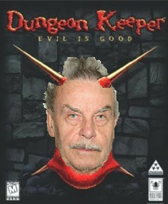 Dungeon keeper Evil is Good Fritzl
