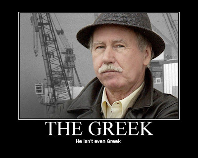 The Greek The Wire
