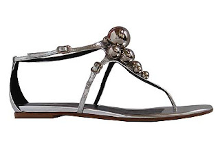Pierre Hardy, leather sandals