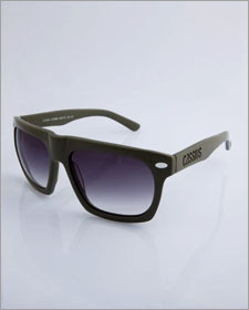 Cassius Black CORBU sunglasses