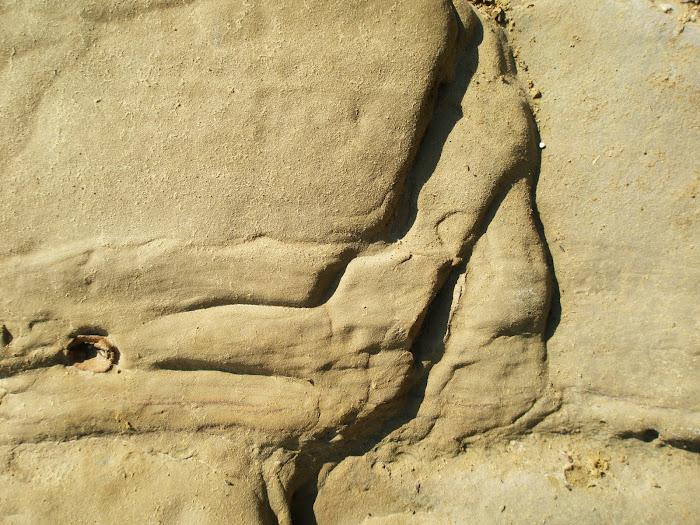 Αρχαια Μορφη [ σε πετρα ] Αστακος Ακαρνανια [ Αη Γιωργης ]