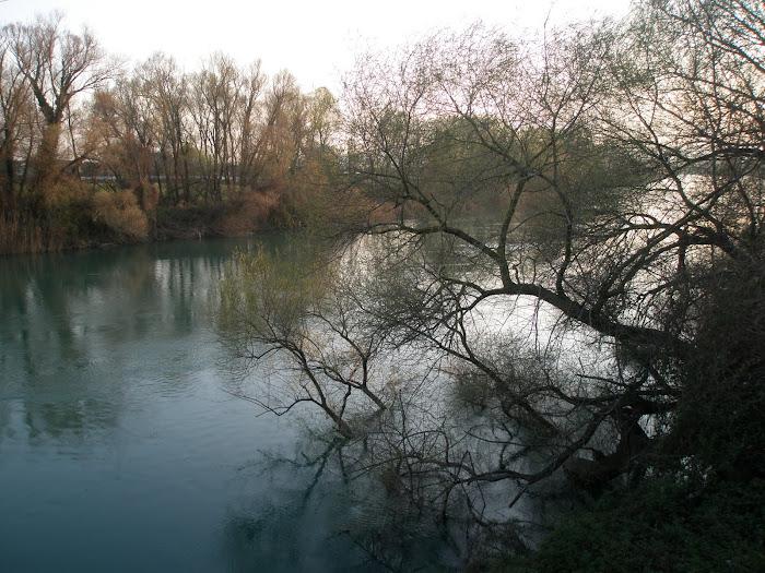 Ο Ποταμος Αχελωος [ στη Γουρια ] ΑιτωλοΑκαρνανιας ]