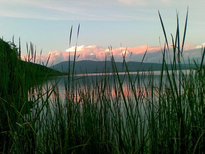 Χρωματα [ Λιμνη Οζερος ] Ακαρνανια