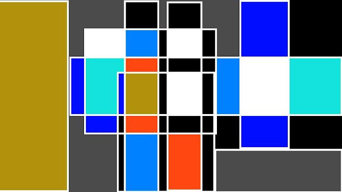 MONDRIAN - [ ism ] 4